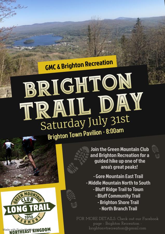Brighton Trails Day